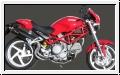 Marving Schalldämpfer Monster S2R 800/1000 und S4R