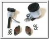 Motocorse Brems- und Kupplungsflüssigkeitsbehälter Brembo