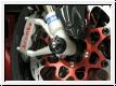 Motocorse Achsenschutz vorne Ducati und MV Agusta