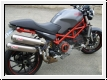 Sil Moto Italia Schalldämpfer-Paar Monster S4R ts und S4Rs