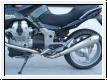 ZARD Schalldämpfer Moto Guzzi Breva V1200